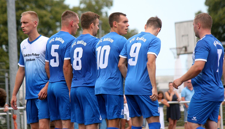 Landesliga-Elf trifft im Pokal auf HFC Greifswald