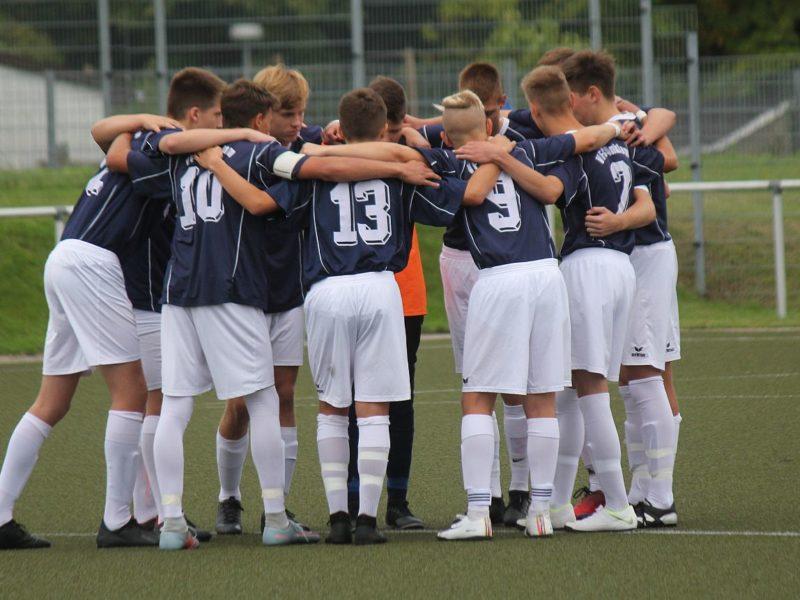 B-Junioren verlieren Härtetest gegen Kreisliga-Spitzenreiter