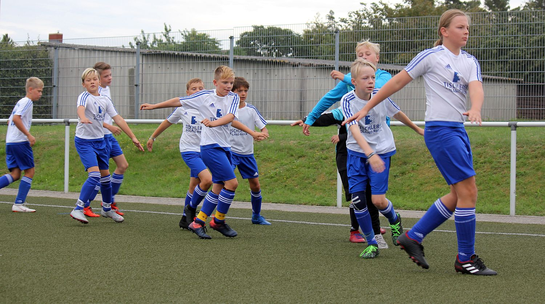 Landesliga: D1-Junioren feiern gegen den Greifswalder III ihren ersten Saisonsieg