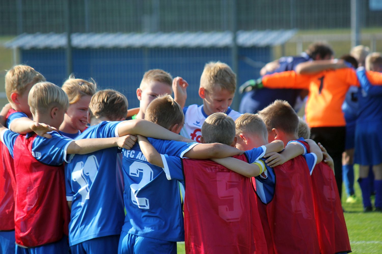 E1-Junioren bezwingen die SG Koserow/Ückeritz