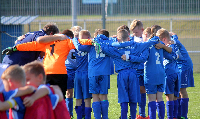Rückrundenstart: E1-Junioren gewinnen vereinsinternes Duell mit 5:1