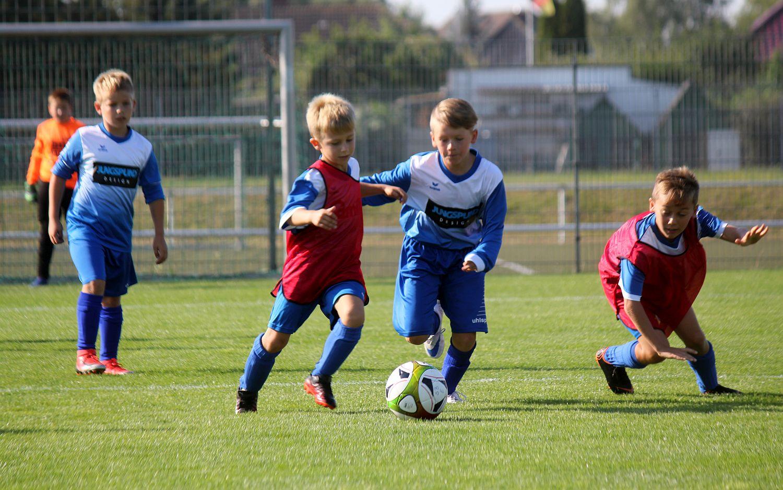E1-Junioren gewinnen vereinsinternes Kreisklasse-Duell