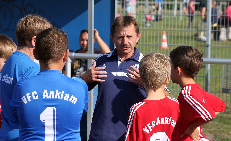 D2-Junioren verlieren beim FSV Blau-Weiß Greifswald II