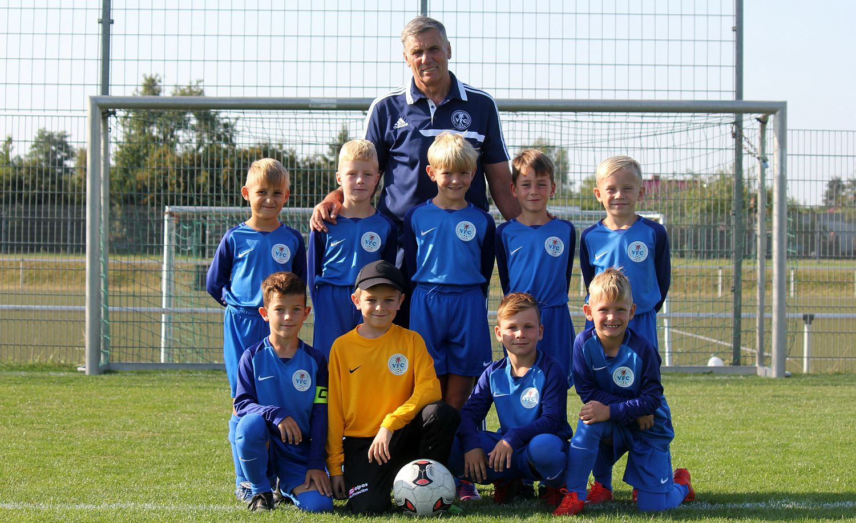 F-Junioren verlieren munteres Auswärtsspiel in Wolgast