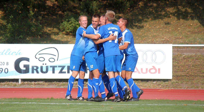 Landesliga-Kicker wollen ihre weiße Heimweste gegen den Laager SV wahren