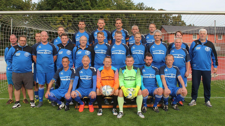 Ü35-Team löst in Jatznick das Ticket fürs Kreispokal-Halbfinale