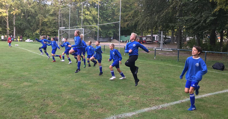 D1-Junioren feiern 5:1-Auswärtssieg in Greifswald