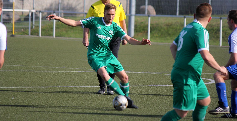 Kreisliga-Elf verpasst den Einzug ins Pokal-Achtelfinale