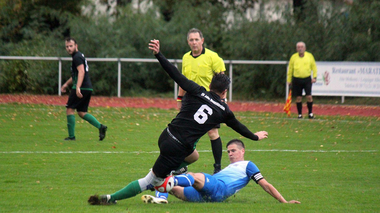Landesliga-Kicker feiern 3:0-Heimsieg gegen Jahn Neuenkirchen