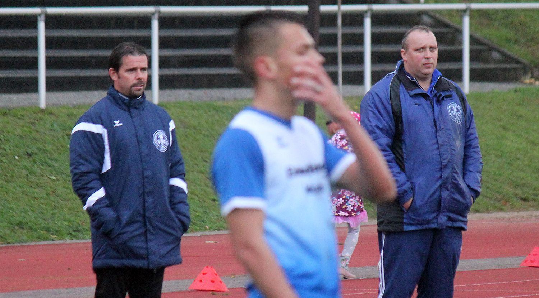 Auswärtsspiel in Strasburg rundet für unser Landesliga-Team die Hinrunde ab