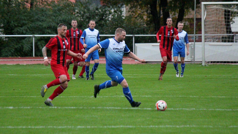 Landesliga-Elf reist mit breiter Brust zum Verfolger-Duell