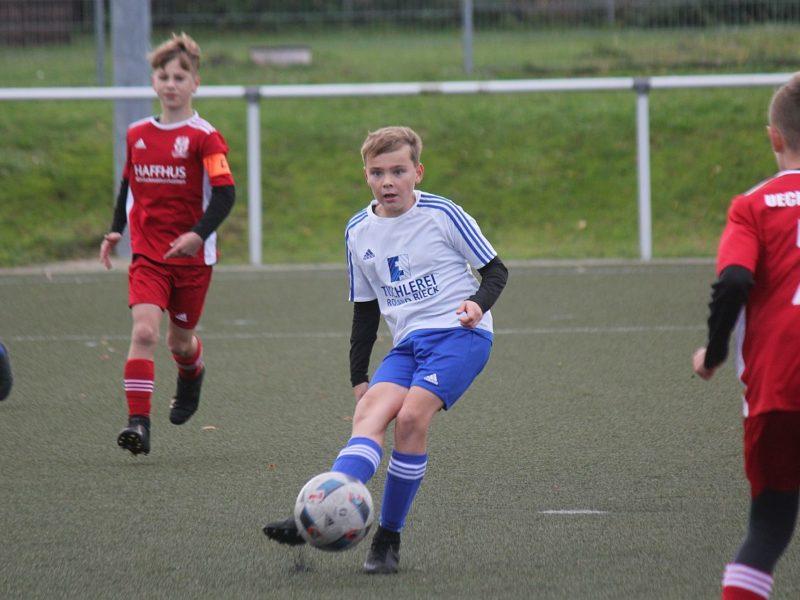 D1-Junioren bejubeln 4:1-Heimsieg gegen Einheit Ueckermünde