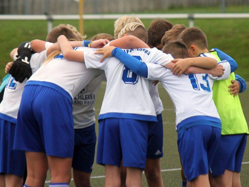 Landesliga: D1-Junioren bejubeln 3:1-Sieg in Gützkow