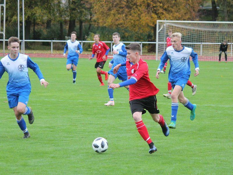 Landespokal: B-Junioren empfangen am Samstag Verbandsligist VfL Bergen
