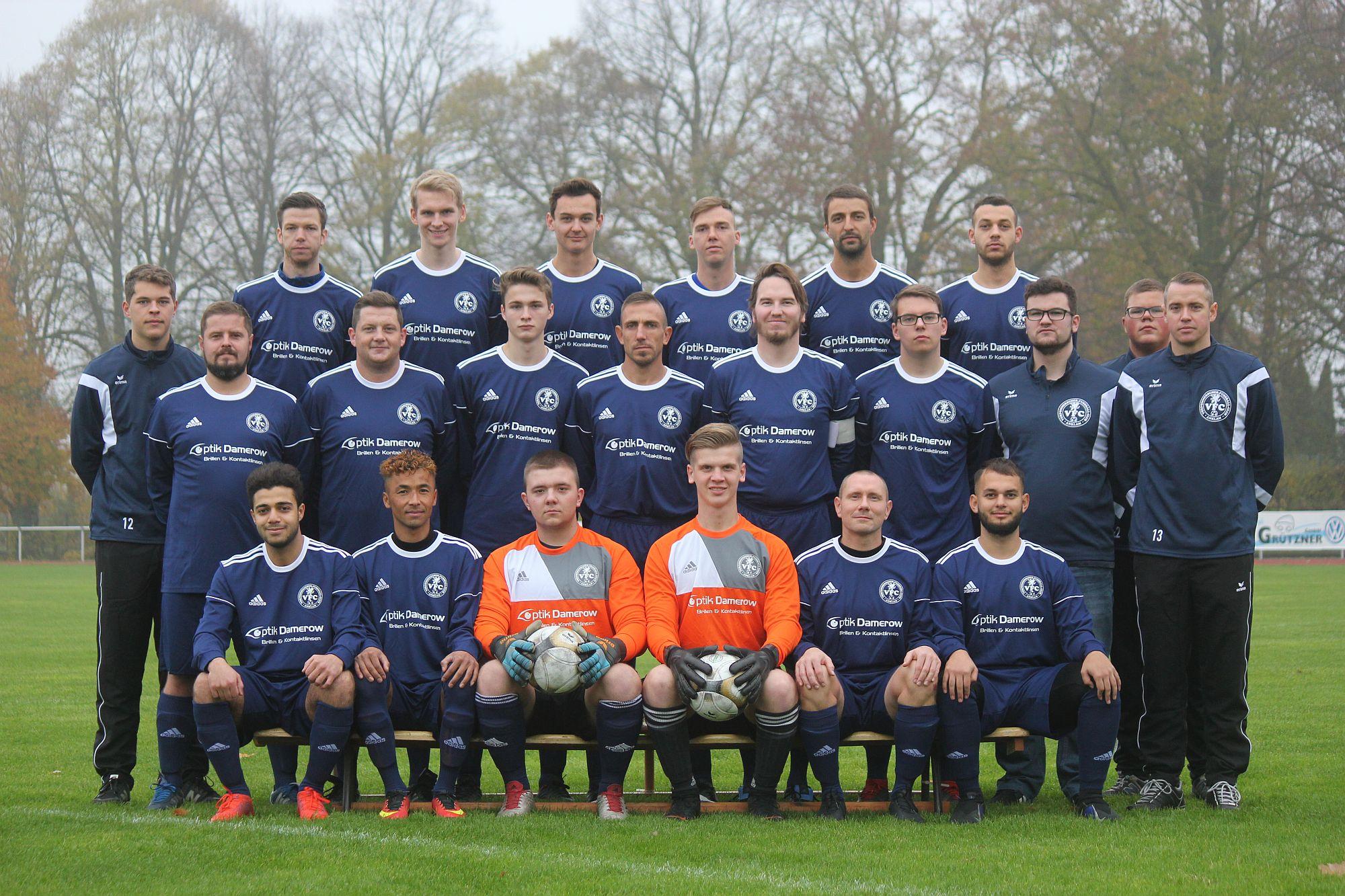 Kreisliga-Team bestreitet vier Vorbereitungsspiele