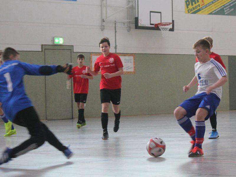 Nachwuchs-Kicker starten beim Haffhus-Cup in Ueckermünde