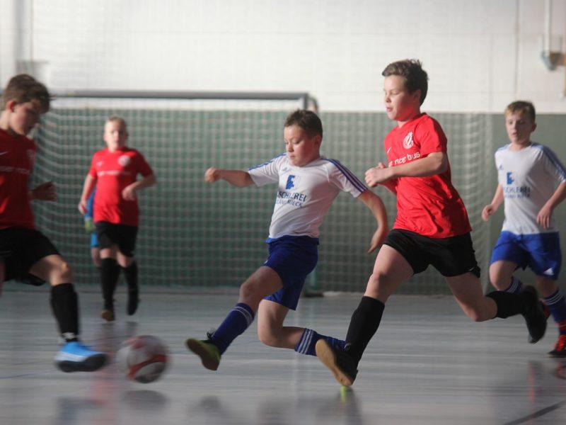 GWA-Cup: Unsere D-Junioren verpassen im Volkshaus den Sprung aufs Podium
