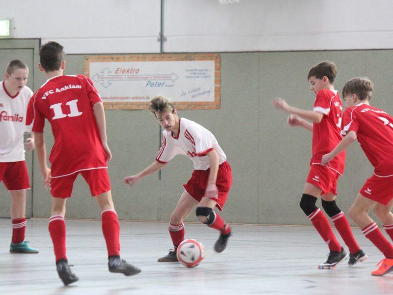 Stralsunder Team gewinnt Abschlussturnier des GWA-Cups