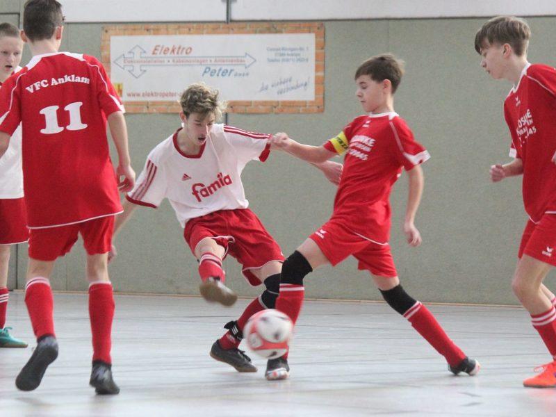 Futsal-Landesmeisterschaft: C1-Jugend beendet Vorrunde als Vierter