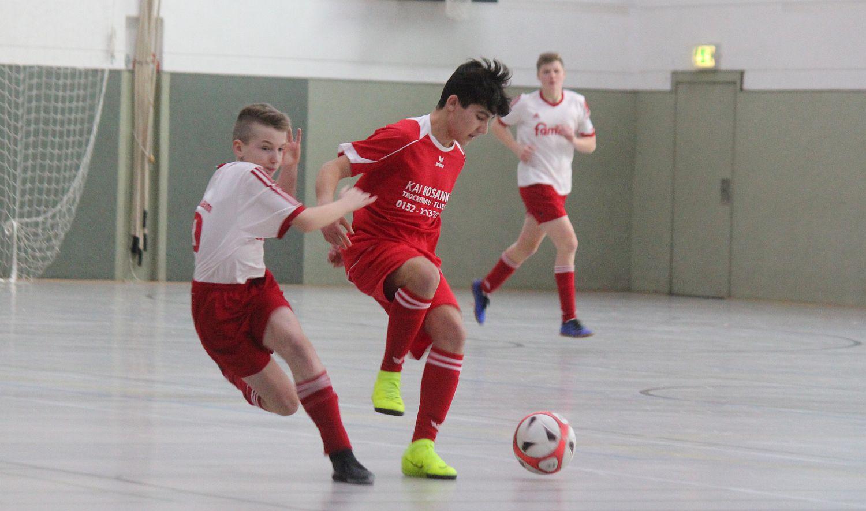 Futsal-Landesmeisterschaft: C1-Jugend reist zum Vorrunden-Turnier nach Grimmen