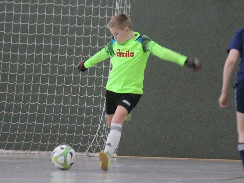 E1-Junioren räumen in Gützkow gleich drei Pokale ab