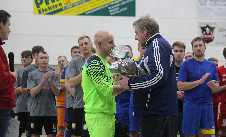 GWA-Cup 2020: Landesliga-Kicker bleiben im Volkshaus ungeschlagen