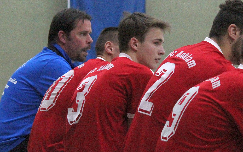 Landesliga-Team enttäuscht bei Bürgermeisterpokal-Turnier der Stadt Wolgast