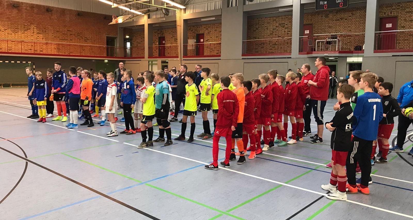 Futsal-Landesmeisterschaft: D1-Jugend wird in Grimmen Sechster