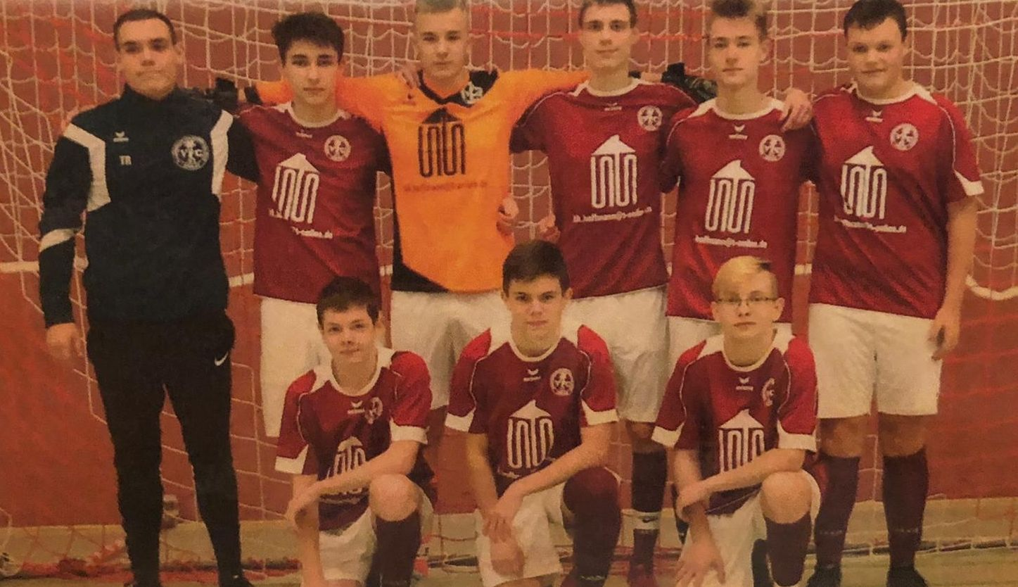 B-Junioren erreichen in Wolgast den zweiten Platz