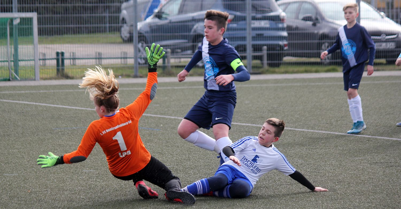 D1-Junioren sind gegen Neubrandenburger Nachwuchs chancenlos