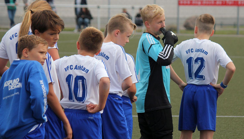 Saison-Vorbereitung: D1-Jugend nimmt am 5. August das Training auf