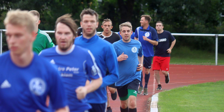 Kreisliga-Team bestreitet im Verlauf der Vorbereitung fünf Testspiele