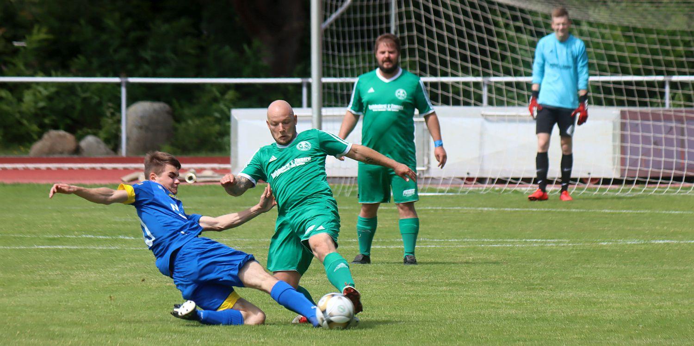 Kreisliga-Elf gelingt Achtungserfolg im Testspiel gegen Ducherow