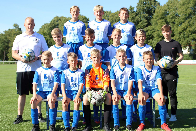 D1-Junioren starten mit Niederlage in die neue Landesliga-Saison