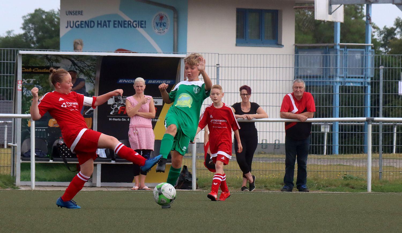 D2-Junioren gelingt klarer 11:1-Erfolg gegen Ferdinandshof