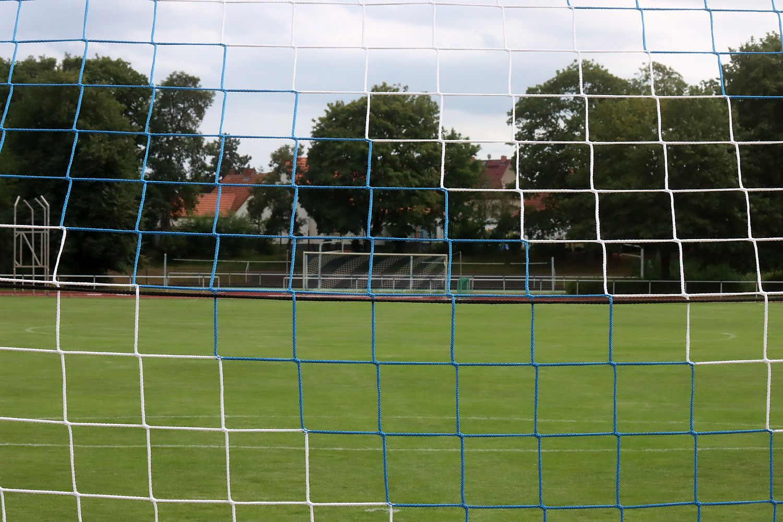 C-Jugend: Finley Falk sorgt gegen Stralsund für den 2:1-Siegtreffer
