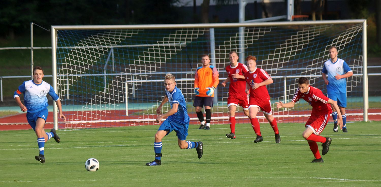 3:8-Niederlage: A-Junioren vergeigen Gegneralprobe