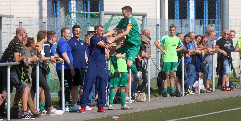 Start nach Maß: Kreisliga-Team feiert 5:2-Sieg gegen Blau-Weiß Krien