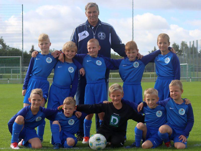 F-Junioren liefern gegen Ueckermünde ihre beste Saisonleistung ab
