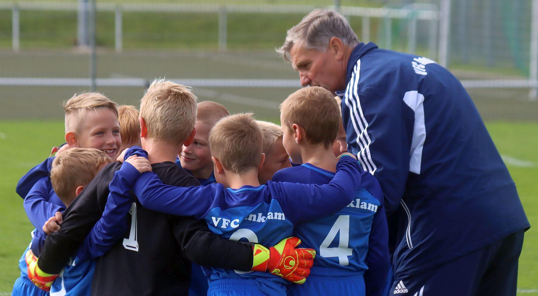 F-Junioren gewinnen beim SV Rollwitz mit 5:2