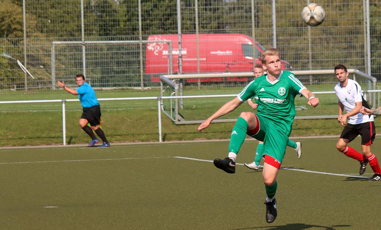 5:0-Sieg: Dennis Wolf ist in Ahlbeck dreifacher Torschütze