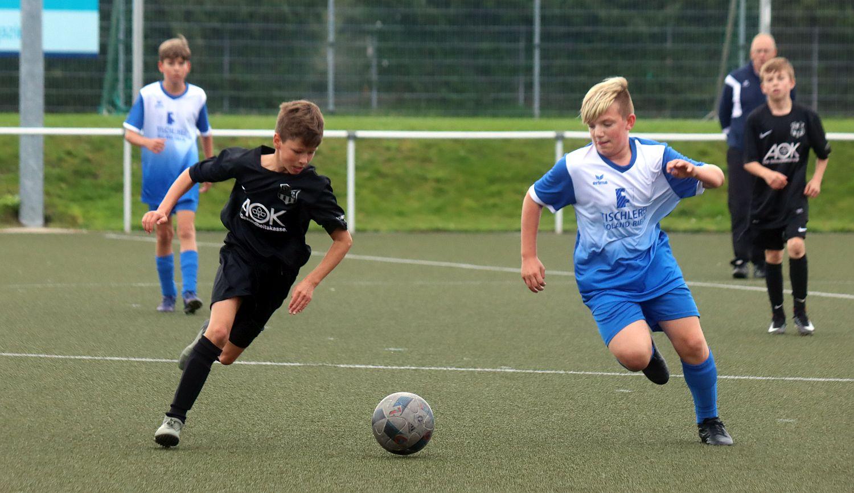 Nachwuchs-Teams spielen im Landespokal ums Weiterkommen