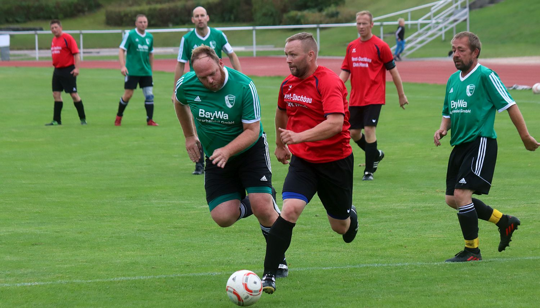 8:1-Heimsieg: Ü35-Team bezwingt Karlsburg/Züssow klar mit 8:1