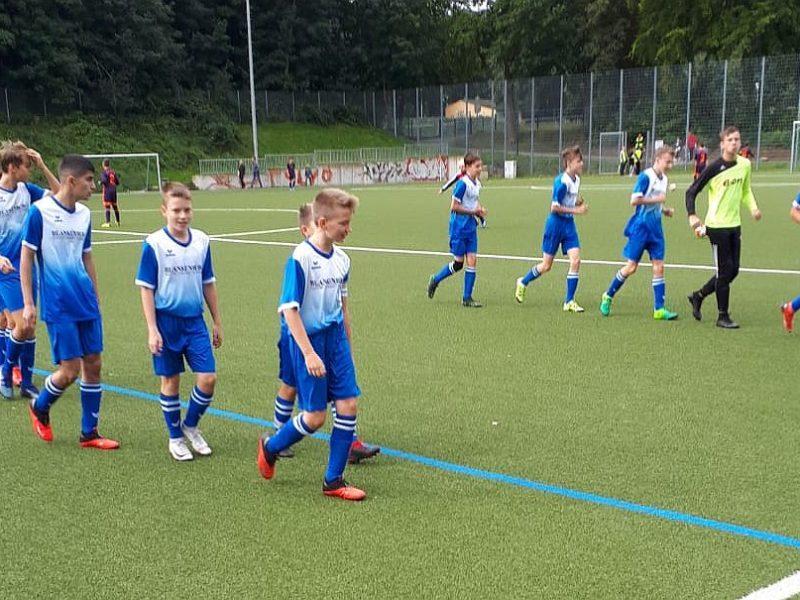 Landesliga: C-Jugend verliert beim VfL Bergen mit 4:11