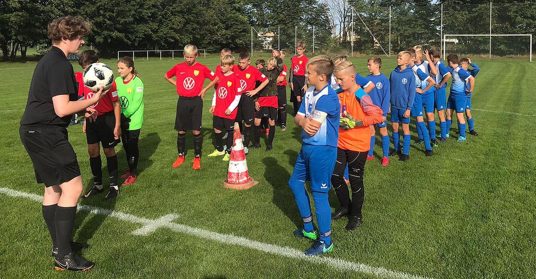 Landesliga: D1-Jugend geht in Dettmannsdorf leer aus