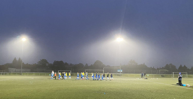 Landespokal: D1-Junioren wehren sich gegen FCN-Team tapfer