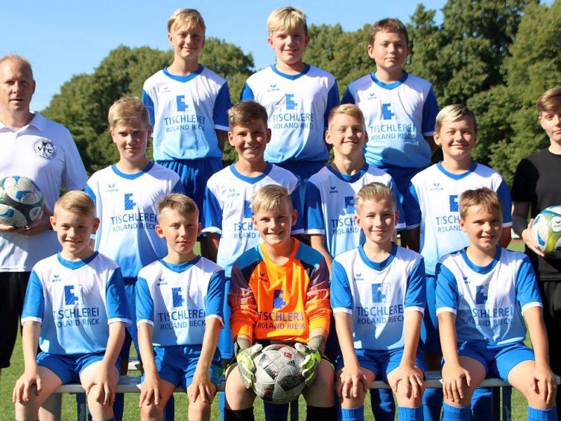 Landesliga: Unsere D1-Junioren haben noch Luft nach oben