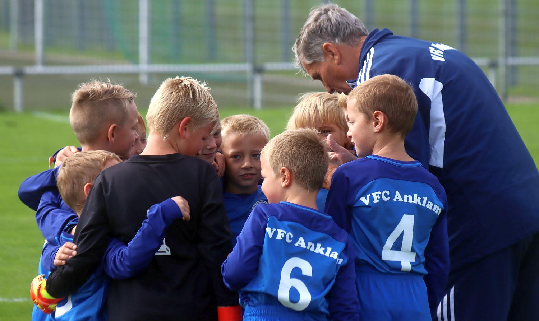 10:2-Auswärtssieg: F-Junioren überzeugen in Ferdinandshof
