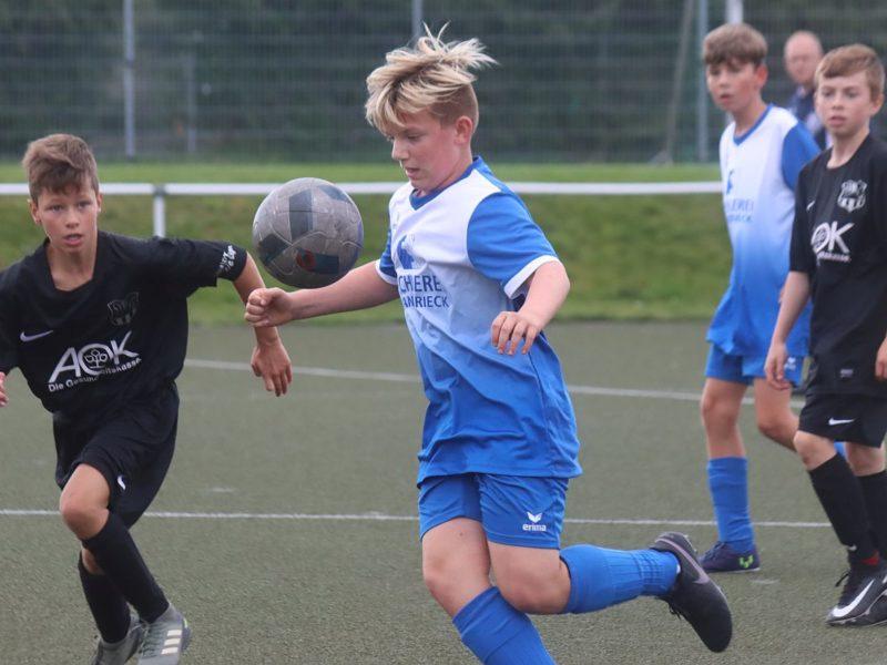 Zwei Nachwuchs-Teams treten im Landespokal-Wettbewerb an