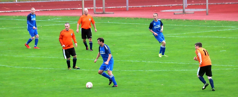 Ü35-Team zieht ins Kreispokal-Viertelfinale ein